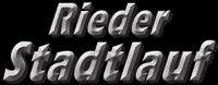 Rieder- Stadtlauf@Rieder Innenstadt