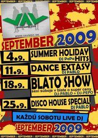 Disco House Special@VAV Music Dance Club