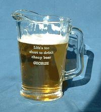 ...aber nur auf 1 bier....