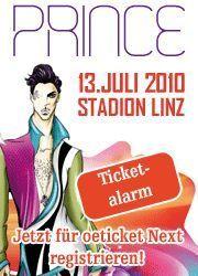 Prince Live In Concert!@Wiener Stadthalle