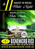 NachtT In Weiss - White Night@Bienenkorb Ried