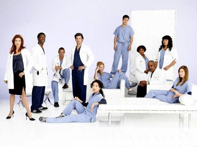 Gruppenavatar von Greys Anatomy is super mega geil!