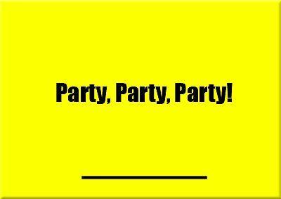 Gruppenavatar von ohne party, fuadgeh und saufen warads leben fad