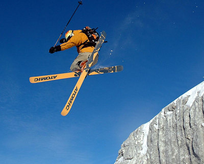 Gruppenavatar von Skifahrer