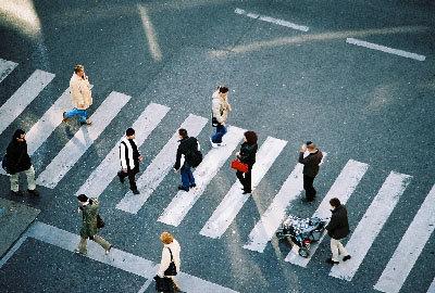 Gruppenavatar von Ich gehe nur auf den weißen streifen des Zebrastreifens