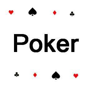 Gruppenavatar von ♥ ♠  ♦ ♣  Poker  ♣ ♦ ♠ ♥