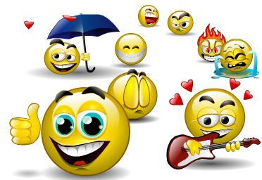 Bussi smiley