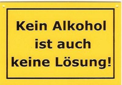 Gruppenavatar von Kein Alkohol ist auch keine Lösung!!