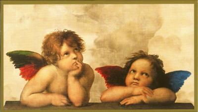Gruppenavatar von Existieren Engel wirklich ? Ja warum gebe es sonst mich ?