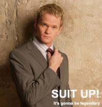 Gruppenavatar von There's a little Barney Stinson in all of us...
