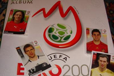 Gruppenavatar von Panini Sticker Sammler - Euro 2008
