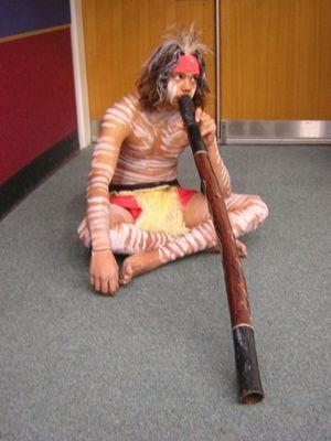 Gruppenavatar von I bau ma a Didgeridoo aus an Bam, oida!
