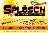 Gruppenavatar von SPLÄSCH-Die Ultimative Sommerparty