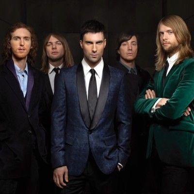 Gruppenavatar von Maroon 5