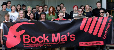 Gruppenavatar von Bock Ma's