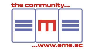 Gruppenavatar von EME - ELECTRONIC MUSIC EVENTS - www.eme.ec