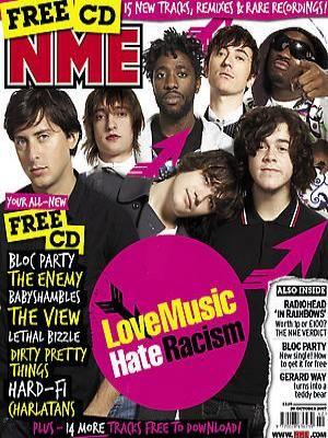Gruppenavatar von Love Music Hate Racism