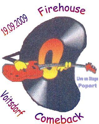 Gruppenavatar von Firehouse comeback am 19.09.2009