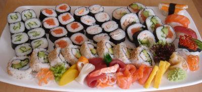 Gruppenavatar von Ich Liebe Sushi! :D