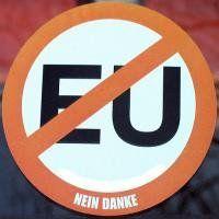 Gruppenavatar von EU - Nein Danke