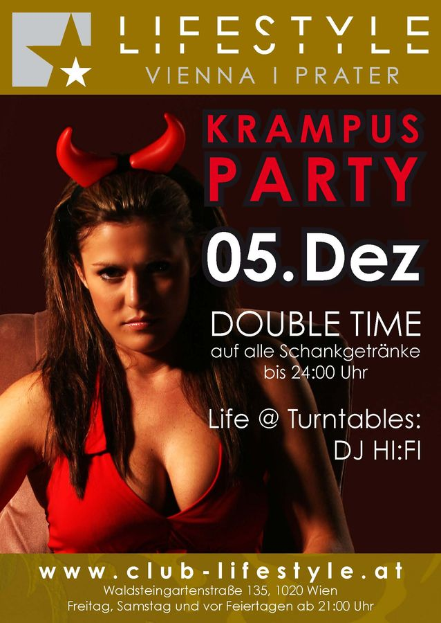 Krampus Party 05122009 Club Lifestyle