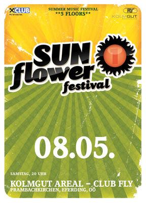 Gruppenavatar von SUNFLOWER festival *** 08. mai 2010