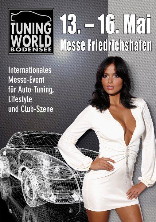 Tuning World Bodensee 13.05.2010 Messe Friedrichshafen