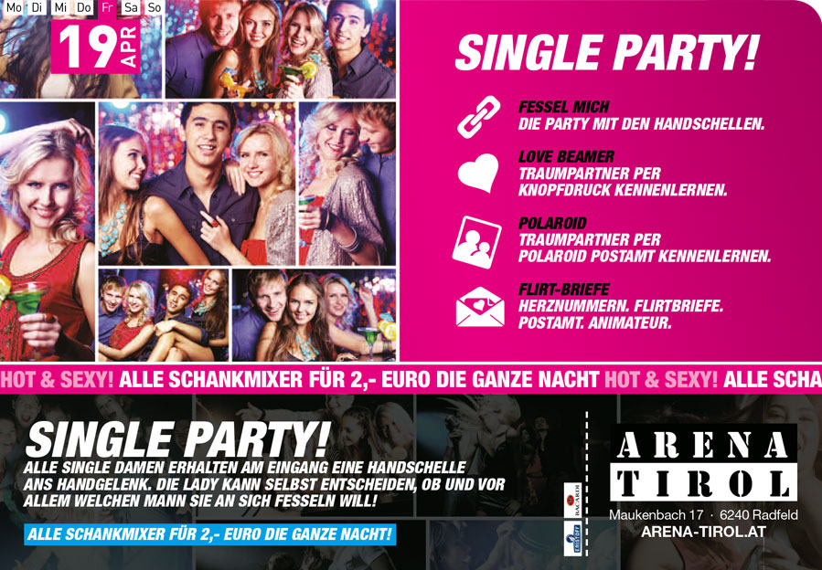 Speeeed -) Dating & herzklopfen Single Party - recognition-software.com