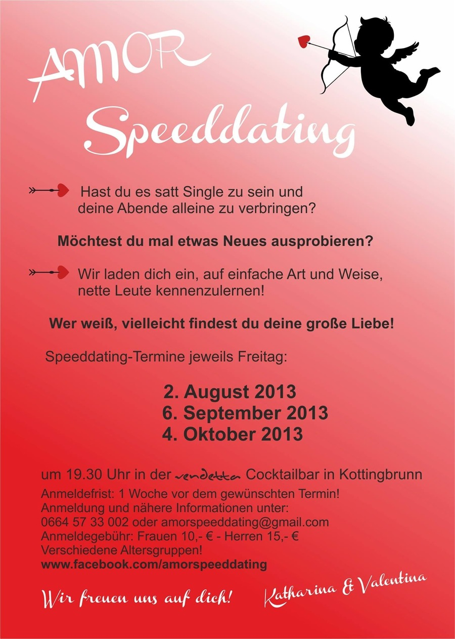 Speeddating in kottingbrunn - Singlespeedshop aus lieboch