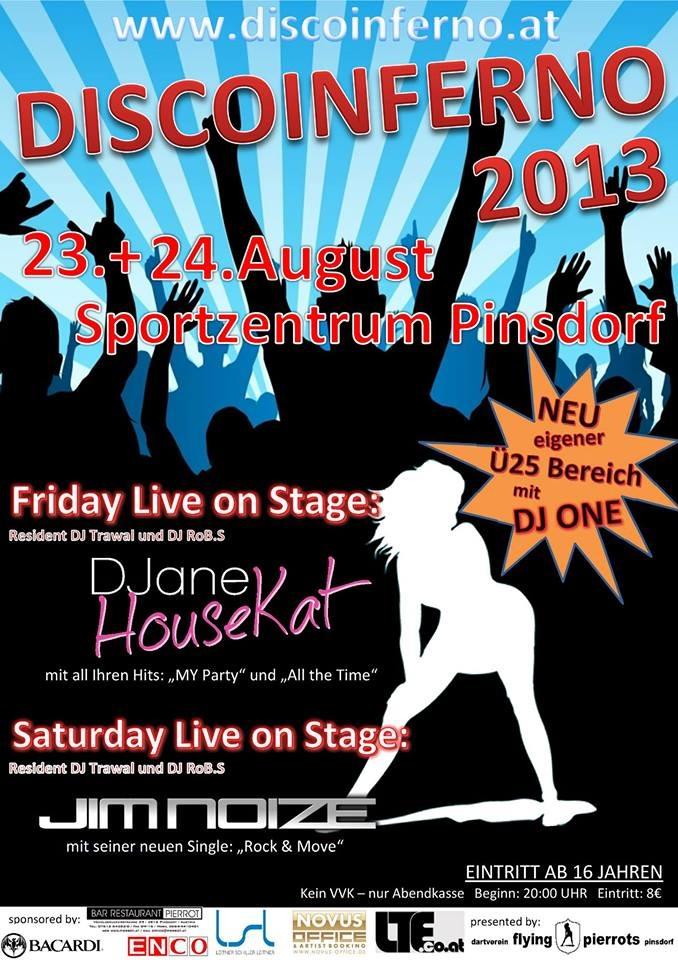Pinsdorf Events ab 18.06.2020 Party, Events, Veranstaltungen