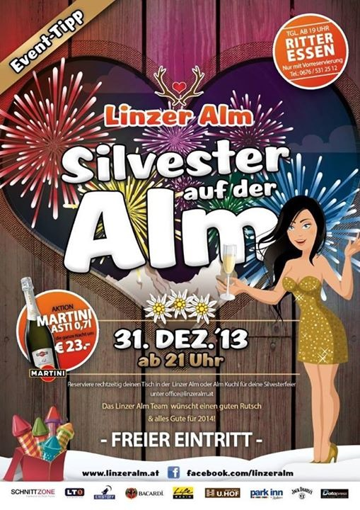 Silvester single party salzburg