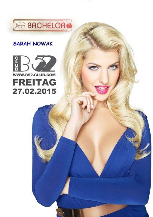 Sarah Bachelor Playmate