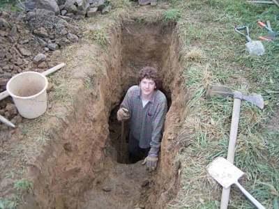 Gruppenavatar von Wer anderen ne Grube gräbt,hat wohl ne Schaufel