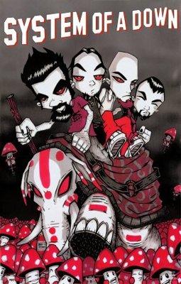 Gruppenavatar von System of a Down