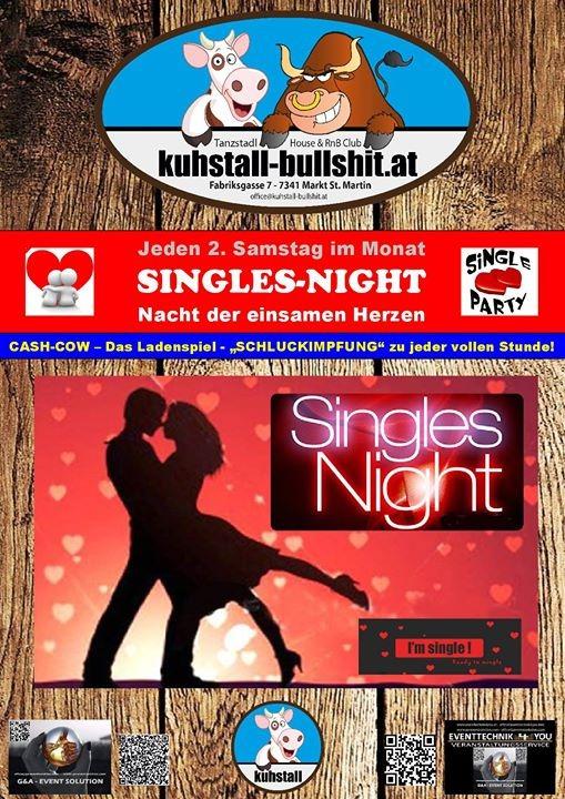 Single Night im La Boom am 24. Juli - rockmartonline.com