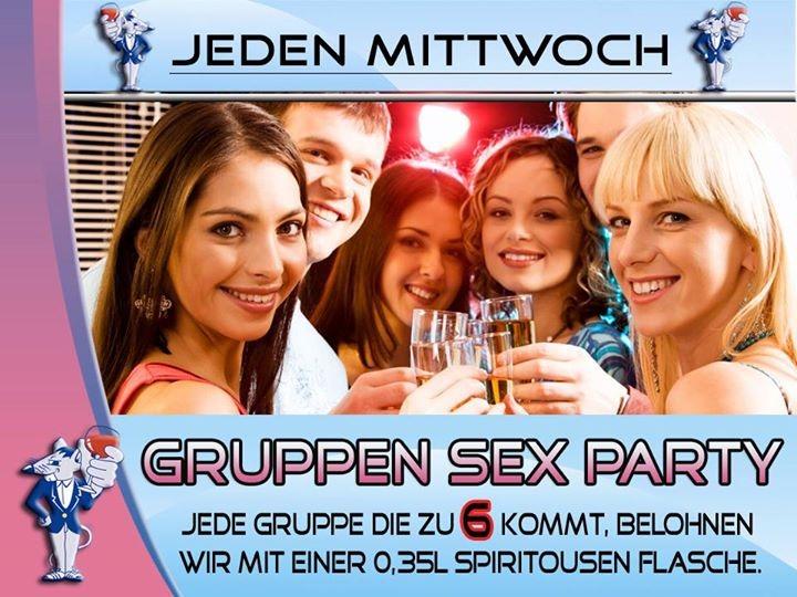 gruppen sex party
