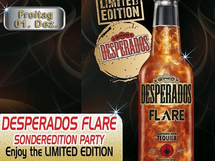 Desperados Flare Sonderedition Party 01 12 2017 Partymaus Worgl