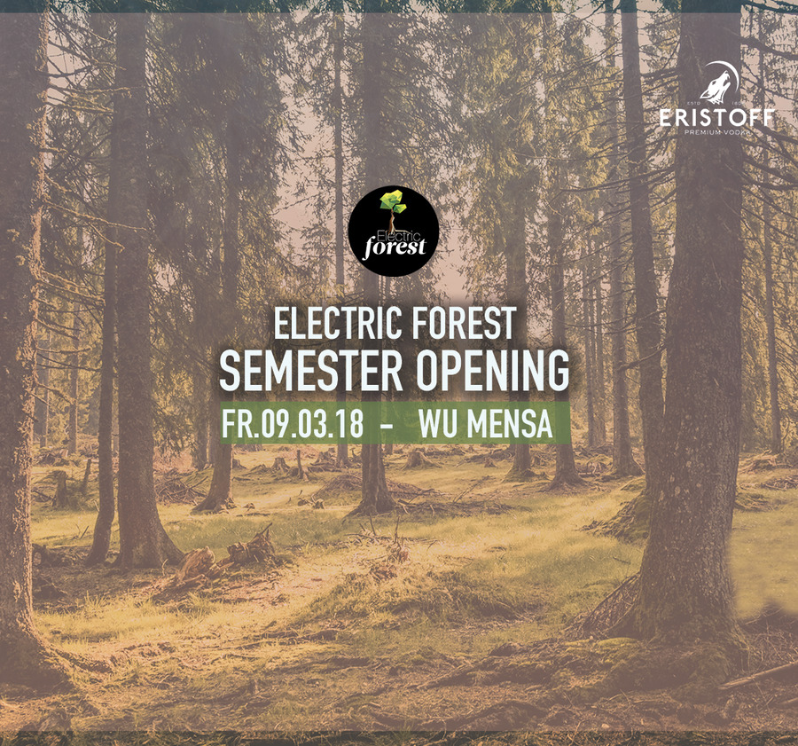 Electric Forest Semester Opening 09032018 Wu Mensa