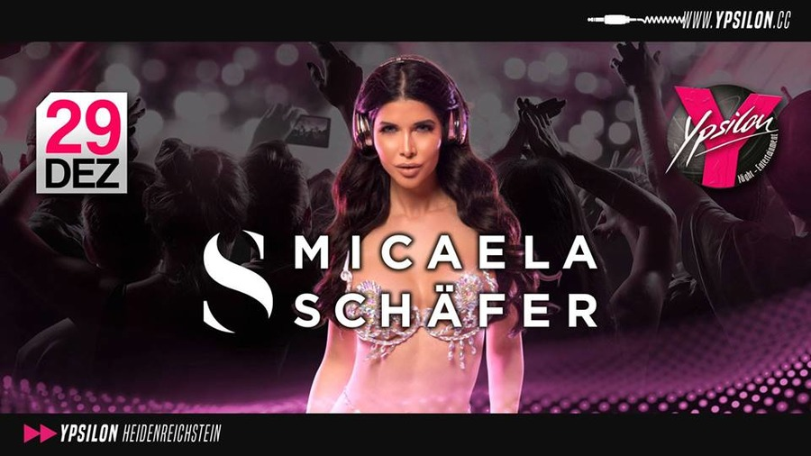 Micaela schäfer sekt