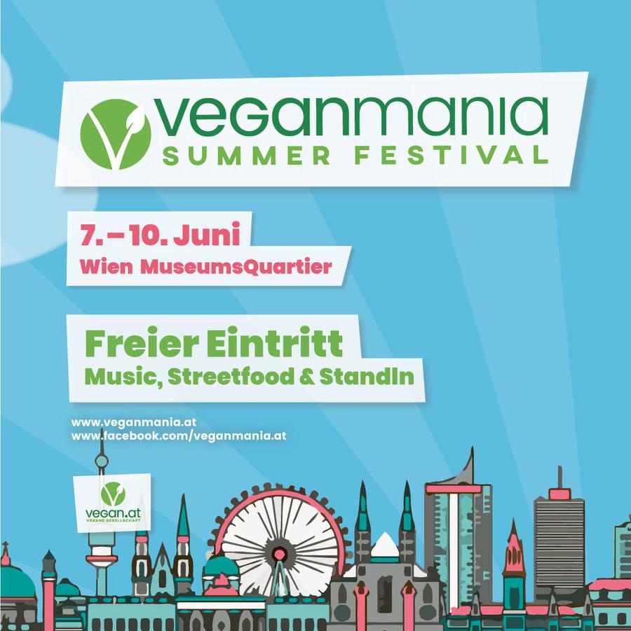 Der VGT auf der Veganmania Wien
