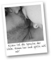 Küssen ist die Sprache der Liebe, komm her und sprich mit mir =)