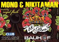 Mono & Nikitaman LIVE im BAUHOF