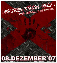Heroes from Hell - From Minimal zu Hardtechno@Pachanga
