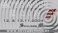 November Rain@Schloß Meierhof