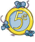 Gruppenavatar von klar bin ich tierlieb -  ich hab gern viele Mäuse im Geldbeutel.