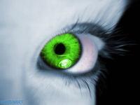 ☠**grüne Augen - pures Gift**☠