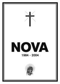 The End 1984-2004@Club Nova