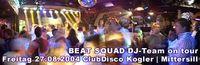 BeatSquad live@ClubDisco Kogler