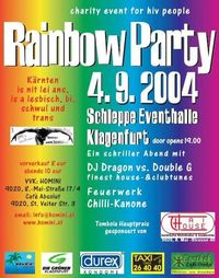 Rainbow Party@Schleppe Eventhalle