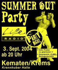 Life Radio Summer Out Party@Krennhuberhalle